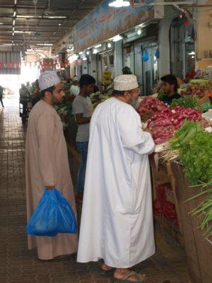 Tržnice Oman Muscat