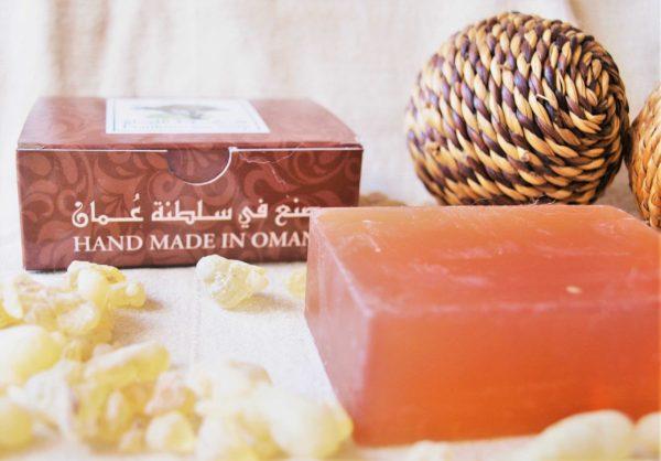 Mýdlo s kadidlovým olejem