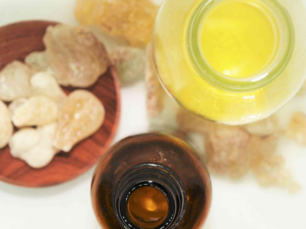 kadidlové oleje