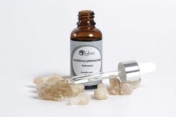 Hydratační pleťový olej