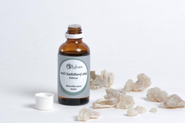 Přírodní kadidlový olej
